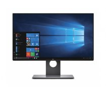 """DELL UltraSharp U2417H LED display 60.5 cm (23.8"""") 1920 x 1080 pixels Full HD Flat Matt Black"""