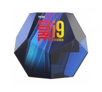 Processor Intel Core i9-9900K BX80684I99900K 984503 (3600 MHz; 5000 MHz (max); LGA 1151; BOX)