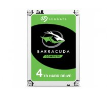 "Seagate Barracuda ST4000DM004 internal hard drive 3.5"" 4000 GB Serial ATA III HDD"