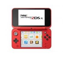 "Nintendo New 2DS XL Poké Ball Edition portable game console Black,Red,White 12.4 cm (4.88"") Touchscreen Wi-Fi"