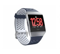 Fitbit Ionic: Adidas Edition Armband activity tracker Silver LCD Wired & Wireless