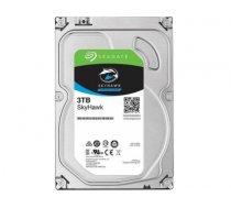 HDD|SEAGATE|SkyHawk|3TB|SATA 3.0|256 MB|5400 rpm|Discs/Heads 2/4|ST3000VX009