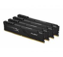 Memory Set Kingston HyperX FURY HX424C15FB3K4/16 (DDR4 DIMM; 4 x 4 GB; 2400 MHz; 15)