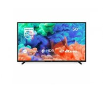 "Philips SAPHI smartTV LED 50"" TV 50PUS6203/12 UHD 3840x2160p PPI-800Hz HDR+ 3xHDMI 2xUSB LAN WiFi DVB-T/T2/T2-HD/C/S/S2, 16W 50PUS6203?/PACKAGE"