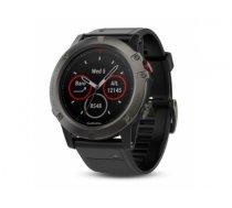 Garmin Fenix 5X Sapphire sport watch Black,Grey 240 x 240 pixels Bluetooth
