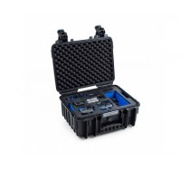 B&W 3000 GoPro Hero 5/6/7 Hard case Black,Blue