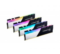G.Skill Trident Z F4-3000C16Q-64GTZN memory module 64 GB DDR4 3000 MHz