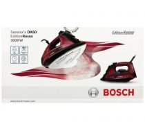 Iron steam BOSCH Sensixx'x DA50 TDA 503011P (3000W; red color)