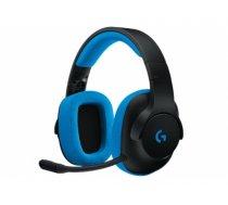 Logitech G G233 Headset Head-band Black,Blue