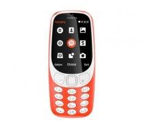 "Nokia 3310 6.1 cm (2.4"") Red Feature phone"