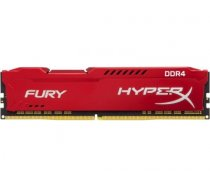 Kingston HyperX Fury DDR4, 8GB, 2400MHz, CL15 HX424C15FR2/8
