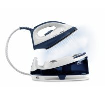 Tefal Fasteo SV6040 steam ironing station 2200 W 1.2 L Ceramic soleplate Blue,White