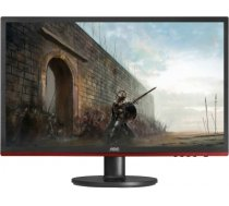 "AOC Gaming G2460VQ6 LED display 61 cm (24"") Full HD LCD Flat Matt Black,Red"
