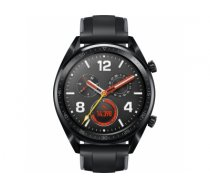 "Huawei Watch GT smartwatch Black AMOLED 3.53 cm (1.39"") GPS (satellite)"