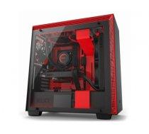 NZXT H700i Midi-Tower Black,Red