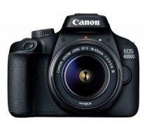 Canon EOS 4000D SLR Camera Kit 18 MP 5184 x 3456 pixels Black