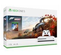 Microsoft Xbox One S 1TB + Forza Horizon 4 White 1000 GB Wi-Fi