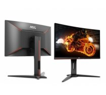 Monitor AOC Gaming  C27G1 27''Curved, panel MVA, FullHD, 144Hz, D-Sub/HDMI/DP C27G1