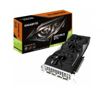 Graphics Card|GIGABYTE|NVIDIA GeForce GTX 1660 TI|6 GB|192 bit|PCIE 3.0 16x|GDDR6|Memory 12000 MHz|GPU 1860 MHz|Dual Slot Fansink|1xHDMI|3xDisplayPort|GV-N166TGAMINGOC-6GD