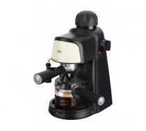 JATA CA704 coffee maker Freestanding Espresso machine Black 0.35 L 4 cups Manual