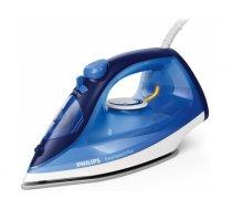 Philips EasySpeed GC2145/20 iron Steam iron Ceramic soleplate Blue,White 2100 W