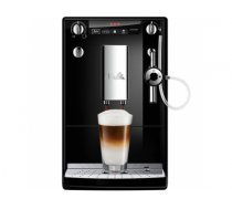 Melitta E957-101 Freestanding Espresso machine Black 1.2 L 2 cups