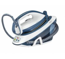 Tefal Liberty SV7030 steam ironing station 2200 W 1.5 L Ceramic soleplate Blue, White