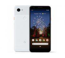 """Google Pixel 3a XL 15.2 cm (6"""") 4 GB 64 GB White 3700 mAh"""