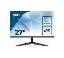 """AOC Basic-line 27B1H computer monitor 68.6 cm (27"""") 1920 x 1080 pixels Full HD LED Flat Matt Black"""