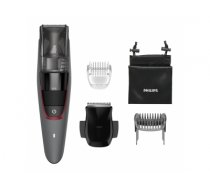 Philips BEARDTRIMMER Series 7000 BT7510/15 hair trimmers/clipper Black,Grey