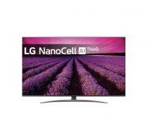 "LG 49SM8200PLA TV 124.5 cm (49"") 4K Ultra HD Smart TV Wi-Fi Black,Silver"