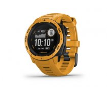 Garmin Instinct smartwatch Yellow GPS (satellite)