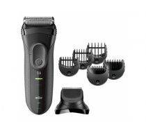 Braun 3000BT beard trimmer Grey
