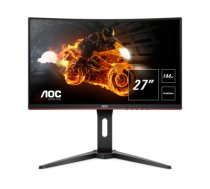"AOC Gaming C27G1 LED display 68.6 cm (27"") 1920 x 1080 pixels Full HD Curved Black"