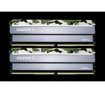 G.Skill Sniper X F4-2400C17D-16GSXF memory module 16 GB DDR4 2400 MHz