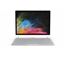 "Microsoft Surface Book 2 Silver Hybrid (2-in-1) 34.3 cm (13.5"") 3000 x 2000 pixels Touchscreen 8th gen Intel® Core™ i5 8 GB LPDDR3-SDRAM 256 GB SSD Windows 10 Pro"