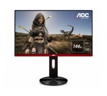 "AOC Gaming G2590PX computer monitor 62.2 cm (24.5"") 1920 x 1080 pixels Full HD LED Flat Matt Black,Red"