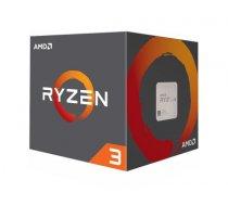 AMD CPU Desktop Ryzen 3 4C/4T 1200 (3.1/3.4GHz Boost,10MB,65W,AM4) box, with Wraith Stealth cooler YD1200BBAFBOX
