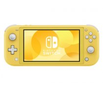 "Nintendo Switch Lite portable game console Yellow 14 cm (5.5"") Touchscreen 32 GB Wi-Fi"
