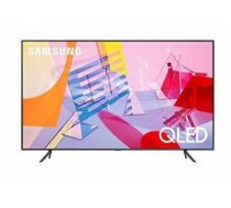 "TV Set|SAMSUNG|4K/Smart|50""|QLED|3840x2160|Wireless LAN|Bluetooth|Tizen|Colour Black|QE50Q60TAUXXH"