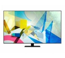 """Samsung Series 8 QE55Q80TAT 139.7 cm (55"""") 4K Ultra HD Smart TV Wi-Fi Black,Silver"""