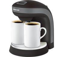 Sencor SCE 2000BK coffee maker 0.3 L Manual