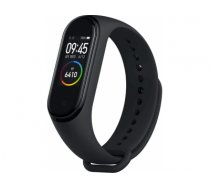 "Xiaomi Mi Smart Band 4 Wristband activity tracker Black AMOLED 2.41 cm (0.95"")"