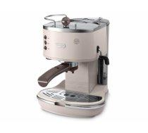 DeLonghi Icona Vintage ECOV 311.BG Espresso machine 1.4 L Semi-auto