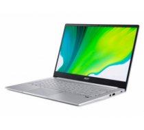 "Acer Swift 3 SF314-42-R80T Notebook Silver 35.6 cm (14"") 1920 x 1080 pixels AMD Ryzen 5 8 GB LPDDR4-SDRAM 256 GB SSD Wi-Fi 6 (802.11ax) Windows 10 Home"