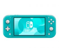 """Nintendo Switch Lite portable game console Turquoise 14 cm (5.5"""") Touchscreen 32 GB Wi-Fi"""