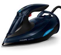 Philips GC5036/20 iron Steam iron SteamGlide Advanced Black, Blue 3000 W