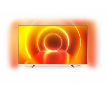 "Philips 65PUS7855/12 TV 165.1 cm (65"") 4K Ultra HD Smart TV Wi-Fi Silver"