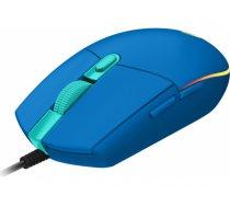 Logitech G G203 mouse USB Type-A 8000 DPI