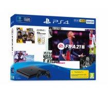 Sony PlayStation 4 Slim + FIFA 21 500 GB Wi-Fi Black